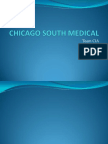 Chicago South Medical Powerpoint