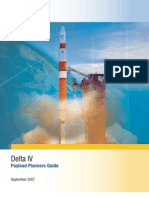 Boeing Delta IV Payload Planners Guide