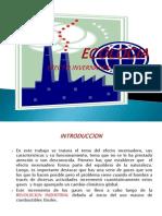 Ecologia Pp- Efecto Invernadero