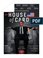 GOP House of Cards