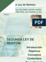 2da Ley Newton