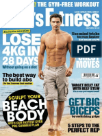 Mens Fitness UK July 2012
