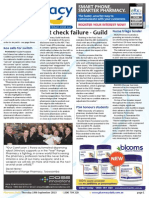 Pharmacy Daily for Thu 19 Sep 2013 - Fact Check fail - Guild, Kos call on e-health, Priceline health campaign, ASMI codeine update and much more