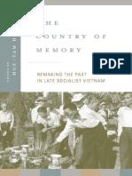 The Country of Memor - Hue Tam Ho Tai