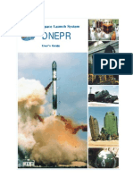 Russia's Dnepr Launch Vehicle User's Guide