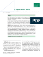 Gun Ownership and Firearm-Related Deaths