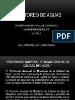 Quinta Clase - Monitoreo de Aguas- Analisis Fisicoquimico