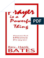 SPIRITUALITY - Prayer is a Powerful Thing-2006