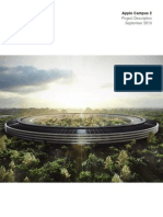 Apple's Updated Campus Proposal (September 2013)