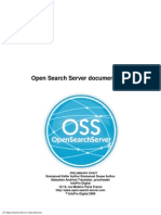 Open Search Server documentation