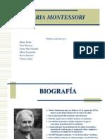 Maria Montessorimet