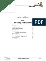 Improving Self-Esteem Module 9 of 9