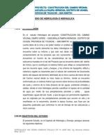 Informe Hidrologico Final Uchiza
