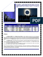 Sobre Eclipses -2013