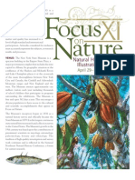 Focus on Nature XI _ Call for Entry