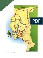 Peta Daerah Manjung