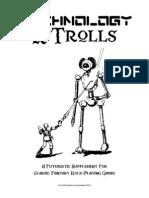 Tech and Trolls