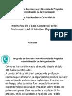 Presentación Adm Organizacion 02