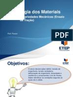 Tecnologia dos Materiais - Seção 2 - Propriedades mecânicas (2)