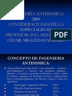 Ingenieria Antisismica 2008