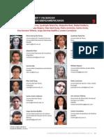 El Uso de Twitter y Facebook Por Los Medios Iberoamericanos