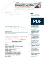 MATERIAL DE GRAÇA para CONCURSEIROS UNIDOS_ Maio 2012
