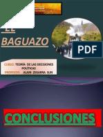 Conclusiones Del Baguazo