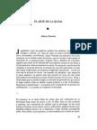 Alberto Paredes, El arte de la queja (sobre López Velarde)