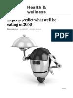 2050 Food