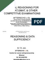 Reasoning & Data Sufficiency