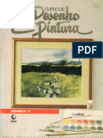 Curso de Desenho e Pintura Globo - Aquarela II