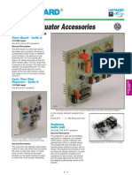 Elect Actuator Info