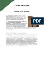 Monografia Aglomerantes Cemento Puzolana