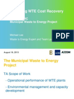 6 - MLee Managing WTE Cost Recovery