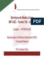 Serv Redes Linux Unidade 1