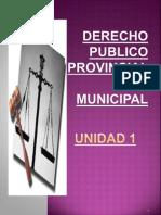 Dcho. Pub. Prov. y Munic.(Unid 1)