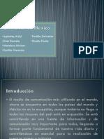 El Internet en México