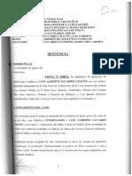 Sentencias de Vista 2010-9