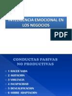 Inteligencia Emocional en Los Negocios