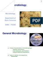 01 General Microbiology