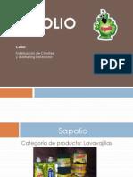 Fidelización- Sapolio
