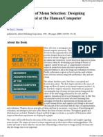 Human Computer Interface