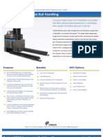 Automated Roll Handling forklift info