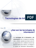 1 Tecnologias de Informacion