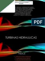 U6 TURBINAS HIDRAULICAS