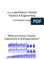 Human Factors and Ergonomics and Anthropometrics.ppt