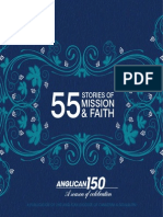55 Stories of Mission & Faith