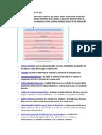 Principios de aplicación de ISO 9001