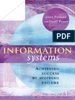 Joyce Fortune, Geoff Peters Information Systems Achieving Success