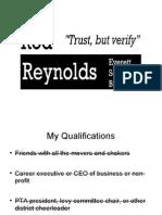Rod Reynolds PG Rotary address